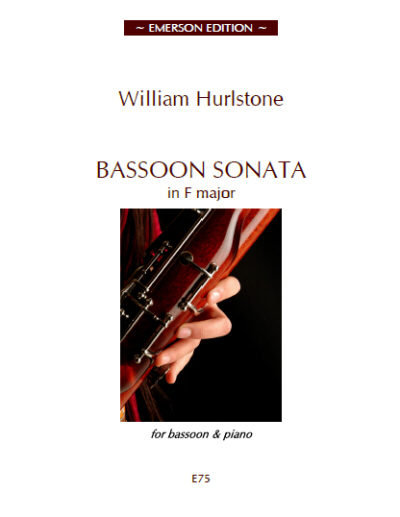BASSOON SONATA in F major