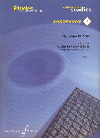 48 EASY PROGRESSIVE STUDIES Volume 1