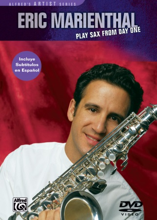 PLAY SAX FROM DAY ONE + DVD