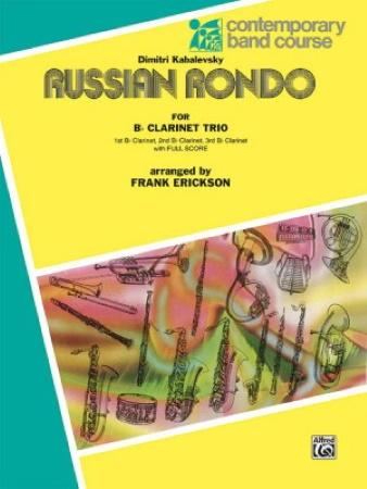 RUSSIAN RONDO (score & parts)