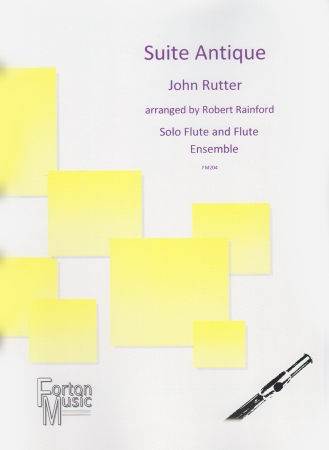 SUITE ANTIQUE (score & parts)