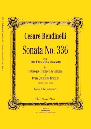 SONATA No.336 score & parts
