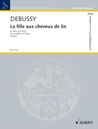 LA FILLE AUX CHEVEUX DE LIN
