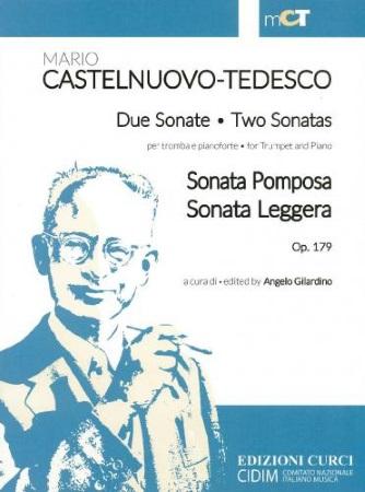 TWO SONATAS Op.179