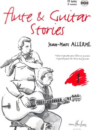 FLUTE AND GUITAR STORIES Volume 1 + CD
