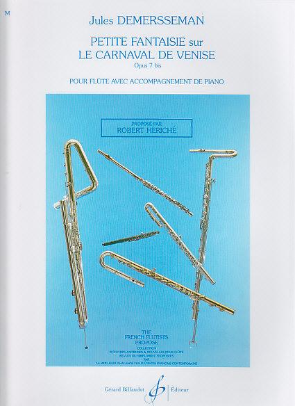 CARNIVAL OF VENICE: Petite Fantaisie Op.7 bis
