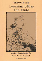 LEARNING TO PLAY THE FLUTE Book 1