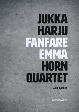 FANFARE EMMA (score & parts)