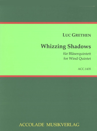 WHIZZING SHADOWS score & parts