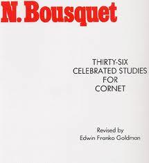 THIRTY-SIX CELEBRATED STUDIES for Cornet