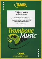 SEVEN QUARTETS for Four Trombones