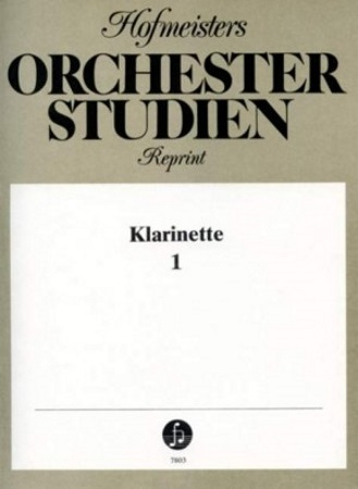 ORCHESTRAL STUDIES Volume 1