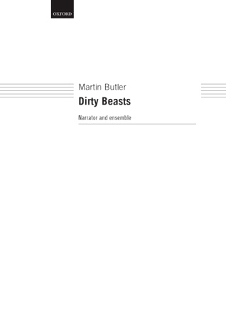 DIRTY BEASTS with Narrator (score & parts)