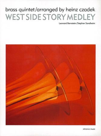 WEST SIDE STORY MEDLEY (score & parts)