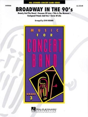 BROADWAY IN THE 90'S (score)