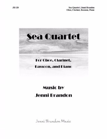 SEA QUARTET (score & parts)