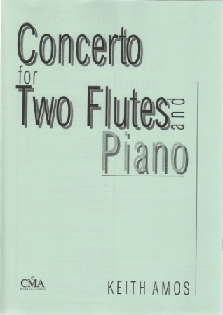 CONCERTO FOR TWO FLUTES