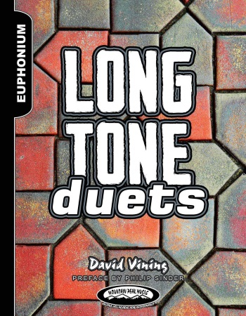 LONG TONE DUETS for Euphoniums (bass clef)