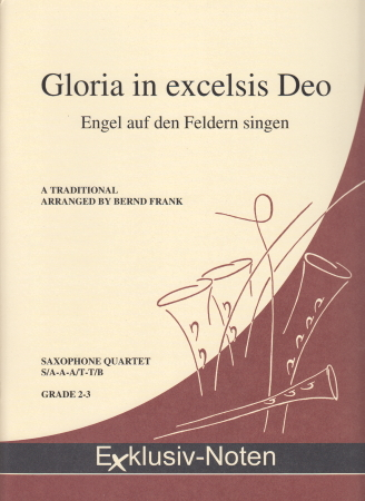 GLORIA IN EXCELSIS DEO score & parts