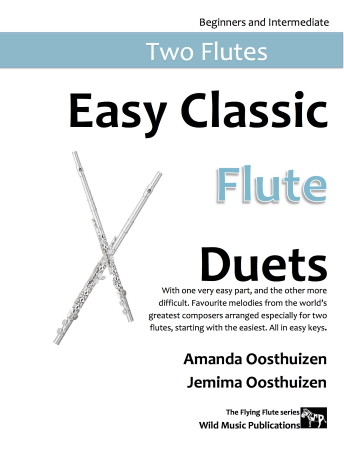 EASY CLASSIC FLUTE DUETS