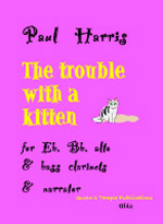THE TROUBLE WITH A KITTEN