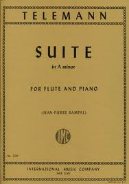 SUITE in a minor