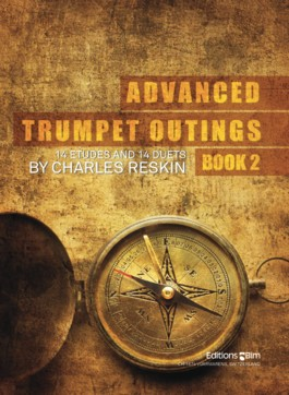 ADVANCED TRUMPET OUTINGS Book 2