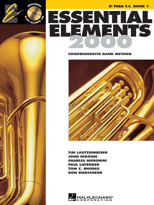 ESSENTIAL ELEMENTS Book 1 + CD Eb (treble clef)