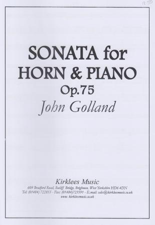 SONATA Op.75