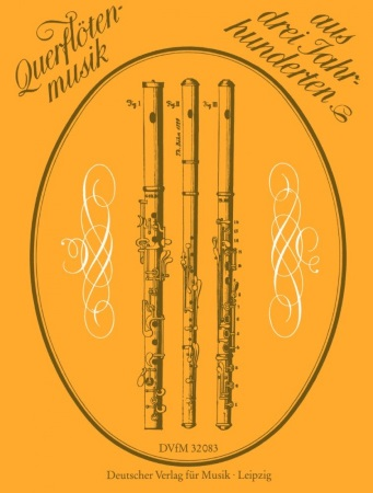 FLUTE MUSIC FROM THREE CENTURIES