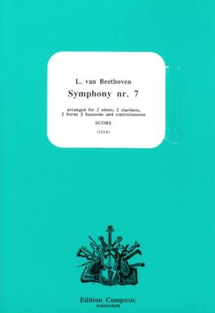 SYMPHONY No.7 (set of parts)