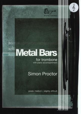 METAL BARS (treble clef)