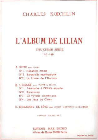 L'ALBUM DE LILIAN No.6 Skating-Smiling