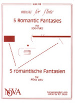 FIVE ROMANTIC FANTASIES