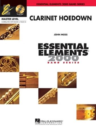 CLARINET HOEDOWN (score)