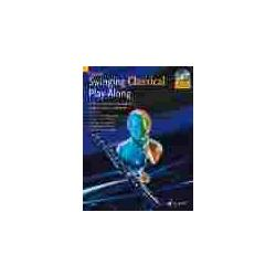 SWINGING CLASSICAL PLAYALONG + CD