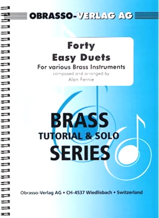 FORTY EASY DUETS
