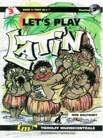 LET'S PLAY LATIN Grade 3 Book 1 + CD