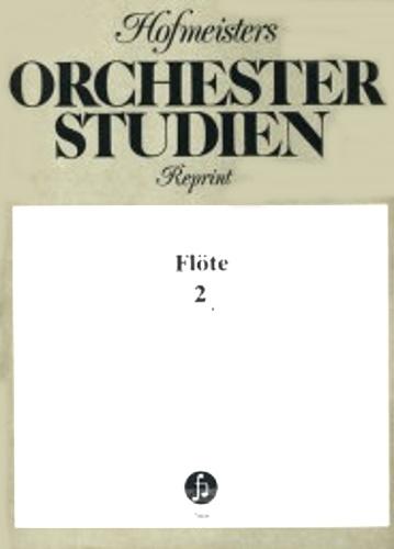 ORCHESTRAL STUDIES Book 2