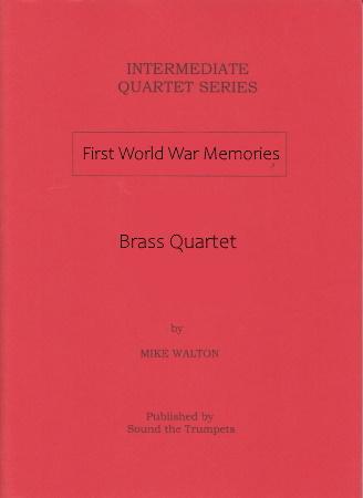 FIRST WORLD WAR MEMORIES score & parts