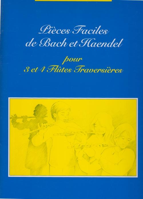 EASY PIECES by Bach & Handel