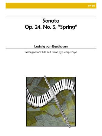 SONATA Op.24 'Spring'