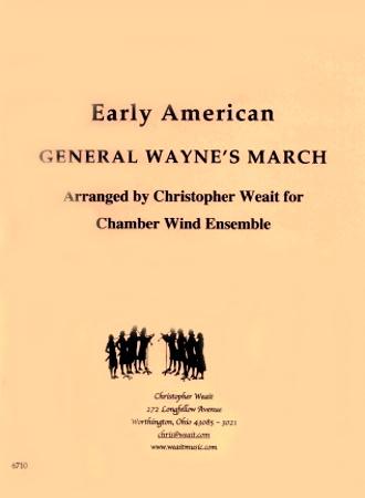 GENERAL WAYNE'S MARCH