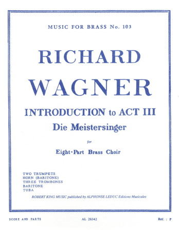 INTRODUCTION to Act III of 'Die Meistersinger'