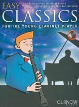 EASY CLASSICS for the Young Clarinet Player + CD