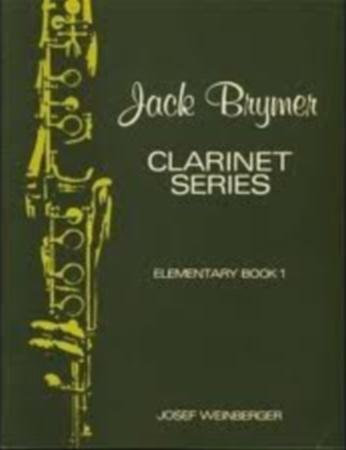 JACK BRYMER SERIES: ELEMENTARY Book 1