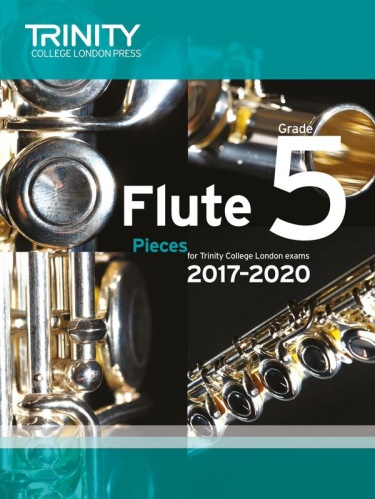 FLUTE PIECES 2017-2020 Grade 5 (score & part)