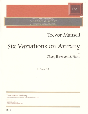 SIX VARIATIONS ON ARIRANG