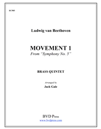 MOVEMENT 1 from Symphony No. 5