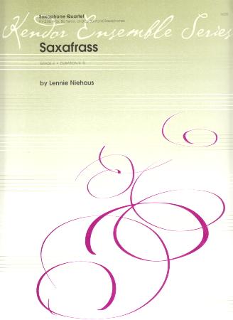 SAXAFRASS (score & parts)